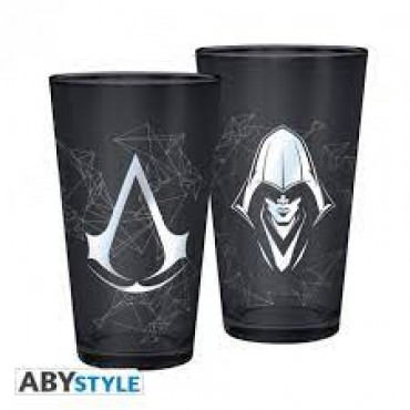 """Abysse Assassin's Creed: """"Assassin"""" Large Glass"""