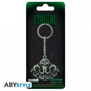 "Abysse Cthulhu - ""Cthulhu"" Metal Keychain"