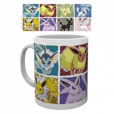 Abysse Pokemon - Eevee Evolution Mug