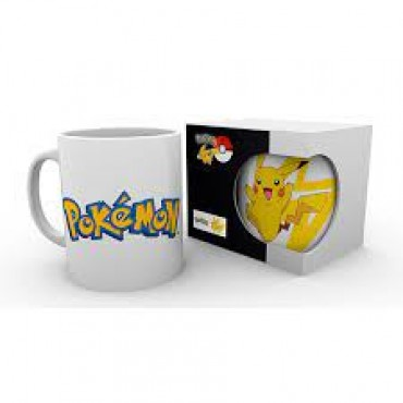 Abysse Pokemon - Pokemon Logo Pikachu Mug