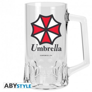 "Abysse Resident Evil - ""Umbrella"" Beer Glass"