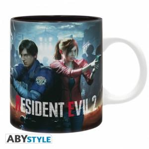 """Abysse Resident Evil 2 - """"Resident Evil 2 Remastered"""" 320ml Mug"""
