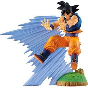 "Banpresto Dragon Ball Z History Box Vol.1 - Son Goku (VS Majin Buu ""Genkidama"") Statue"