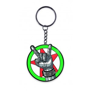 Dark Horse Cyberpunk 2077 - Silverhand Keychain