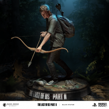 Dark Horse Deluxe Last of Us II 2 - Ellie with Bow PVC Statue