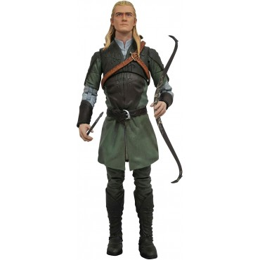 Diamond Select Toys - Lord of the Rings - Legolas Action Figure