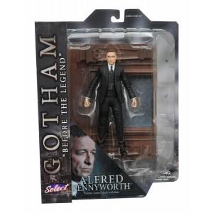 Diamond Select Toys: Gotham Before the Legend - Alfred Pennyworth (nedaudz bojāts iepakojums)