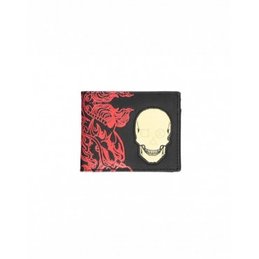 Difuzed Sony - PlayStation - Skull Bifold Wallet / Maks