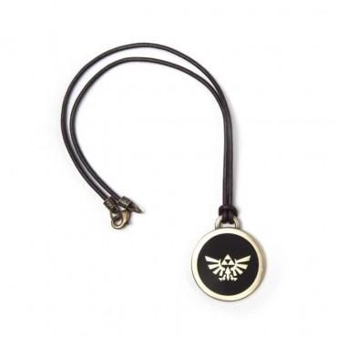 Difuzed Zelda - Hyrule Pendant Necklace