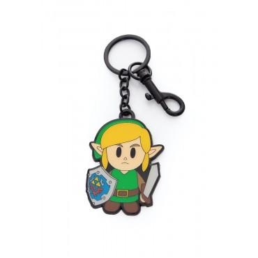 Difuzed Zelda Link's Awakening - Link Metal Keychain