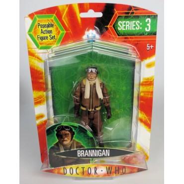 Doctor Who Brannigan Action Figure Series 3