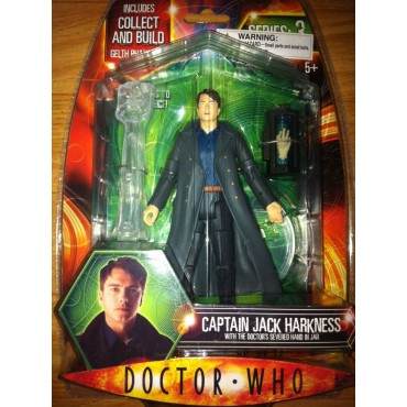 Doctor Who Captain Jack Harkness Action Figure Series 3
