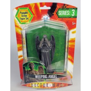 Doctor Who Weeping Angel Action Figure Series 3