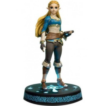 F4F Breath of the Wild - Zelda PVC Statue (23cm) - Collector's Edition