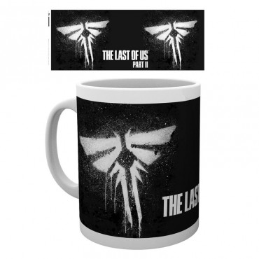 GB Eye The Last of Us Part II - Fire Fly 300ml Mug