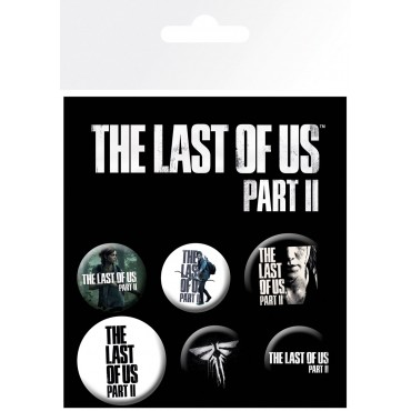 GB Eye The Last of Us Part II - Game Badges
