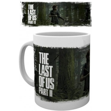 GB Eye The Last of Us Part II - Key Art 300ml Mug