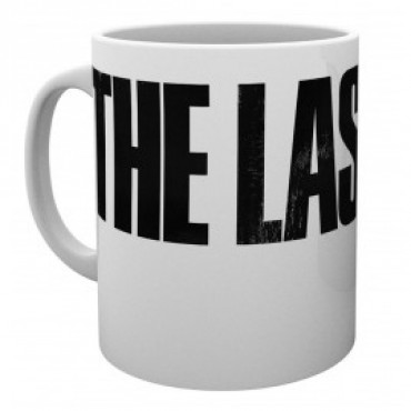 GB Eye The Last of Us Part II - Logo in Black 300ml Mug