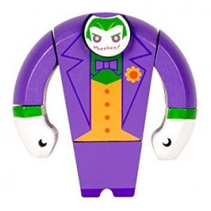 Loot Crate DC Comics The Joker - Painted Wooden Figure