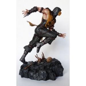 Mortal Kombat X Kollector's Edition Scorpion Figure