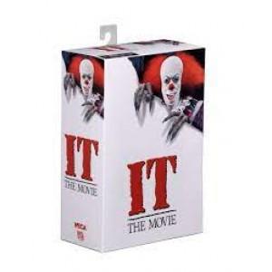 Neca - IT The Movie - Pennywise (atvērta kaste)