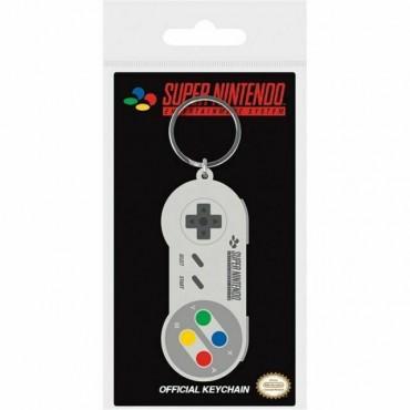 Nintendo - Nintendo (SNES Controller) Rubber Keychain