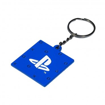 Numskull - Playstation Metal Keychain