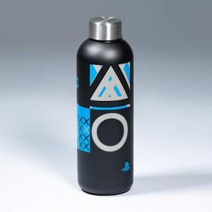 Numskull: PlayStation Core Metal Water Bottle
