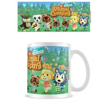 Pyramid Animal Crossing (Characters Lineup) Mug
