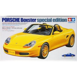 Tamiya Porsche Boxster Special Edition 1 to 24 Scale Kit