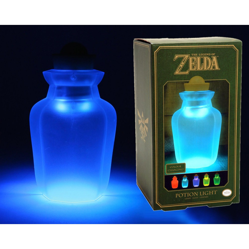 The Legend of Zelda - Potion Light / Gaismeklis