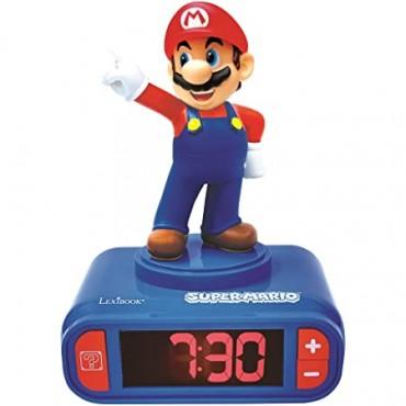 Lexibook Super Mario Alarm Clock