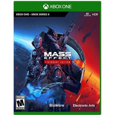 ΧΒΟΧ ONE / XSX Mass Effect Trilogy - Legendary Edition - PRE-ORDER 14.05.2021