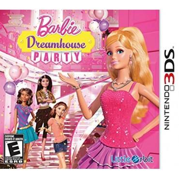 3DS Barbie Dreamhouse Party - LIETOTS
