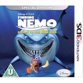 3DS Finding Nemo: Escape to the Big Blue LIETOTS (bez kastes)