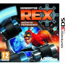 3DS Generator REX: Agent of Providence - LIETOTS