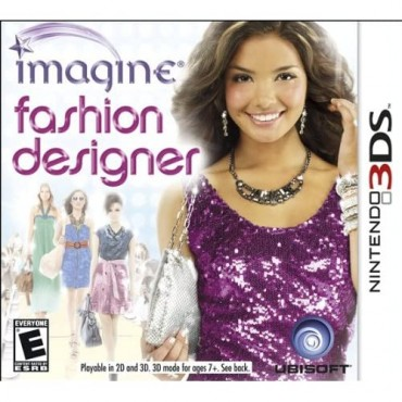 3DS Imagine Fashion Designer 3D LIETOTS (bez kastes)