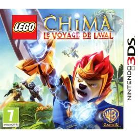 3DS LEGO CHIMA LE VOYAGE DE LAVAL