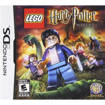 3DS LEGO Harry Potter: Years 5-7 LIETOTS