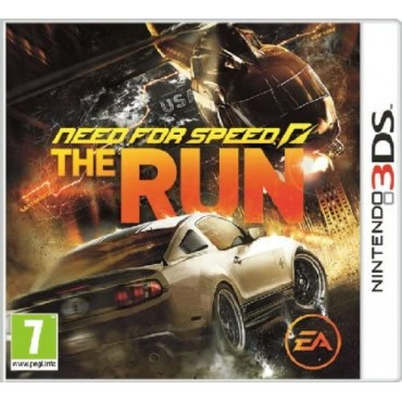 3DS Need for Speed: The Run - LIETOTS
