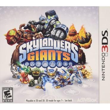 3DS Skylanders: Giants LIETOTS (Tikai spēle)