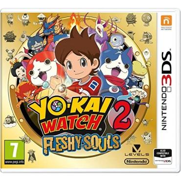 3DS YO-KAI WATCH 2 FLESHY SOULS