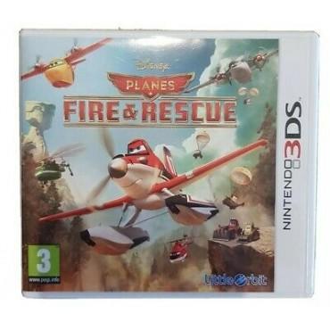 3DS DISNEY PLANES FIRE & RESCUE