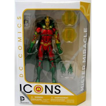 DC COMICS ICONS MISTER MIRACLE FIGURE 15CM