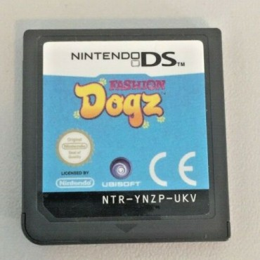 DS FASHION DOGZ CARTRIDGE