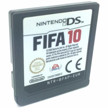 DS FIFA 10 - LIETOTS (bez kastes)