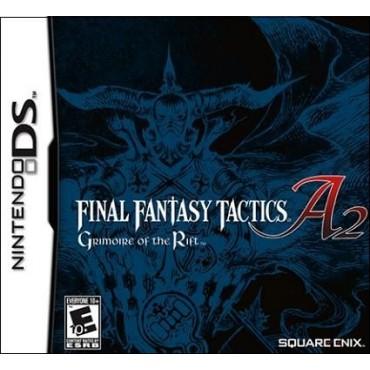DS Final Fantasy Tactics A2 - Grimoire of the Rift - LIETOTS