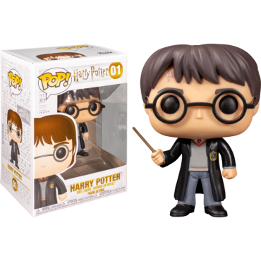 Funko POP! Movies Harry Potter #01 Vinyl Figure