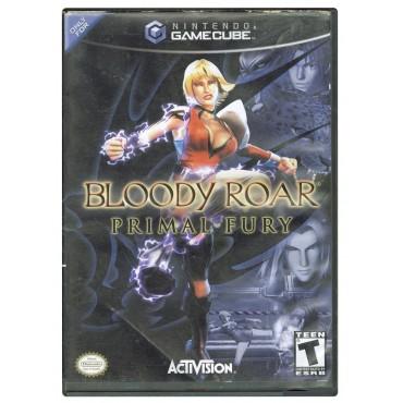 GAMECUBE Bloody Roar: Primal Fury - LIETOTS