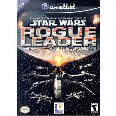 GAMECUBE Star Wars: Rogue Leader - Rogue Squadron II 2 - LIETOTS